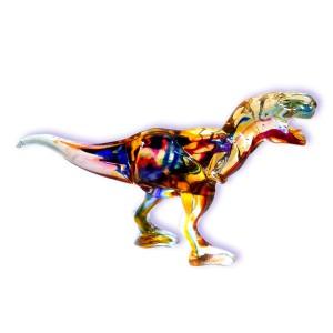 Tyranozaur kolorowy
