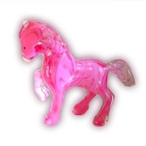 Konik pony różowy