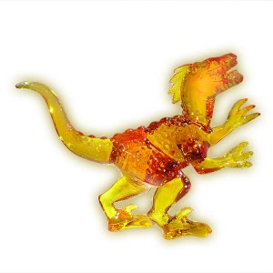 Raptor bursztynowy