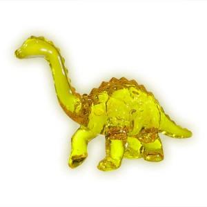 Yellow brontosaurus