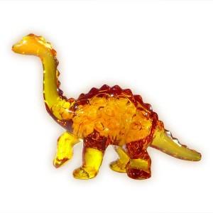 Brontozaur bursztynowy